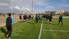 Новите попълнения се включиха във втората тренировка на Витоша в Турция