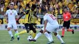 Ботев остана без перлата си за мача със Славия