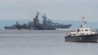 С морска операция Русия задържа 160 севернокорейски бракониери