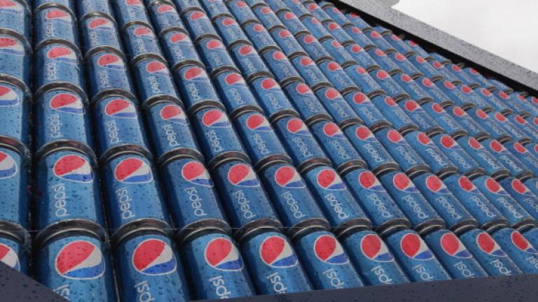 Снимка: Акциите на Pepsi скочиха след ръст на печалбата