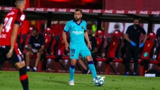 Барселона без основен защитник срещу Леганес