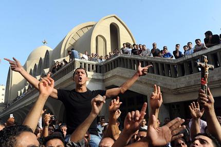 Поредни сблъсъци в Египет