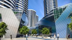 Бургас ще се сдобие с нов комплекс от жилищни и офис сгради за 117 милиона лева (СНИМКИ)