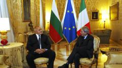 Италия ще инвестира още у нас, заяви Джентилони