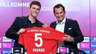 Павар: Искам да спечеля Шампионската лига с Байерн