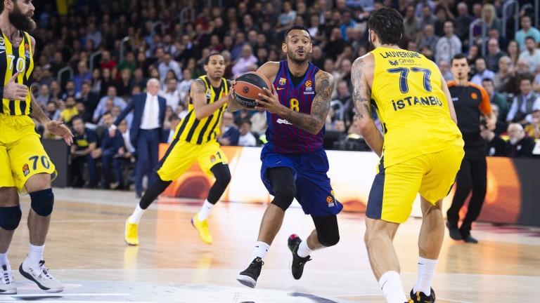 Две испански победи в баскетболната Евролига