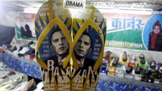 Джапанки с лика на Обама - хит в Индия