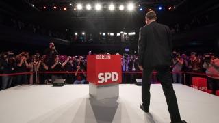 Историческа загуба на партията на Меркел в Берлин