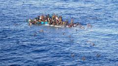 Либия спаси 700 мигранти за 2 дни