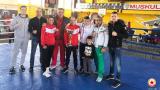 Боксьорите на ЦСКА грабнаха отборната титла в Пловдив