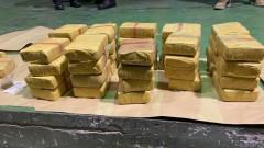 На съд отива турчин, пренесъл 50 килограма хероин