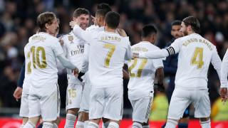 Реал (Мадрид) не сбърка и се изравни с Барселона