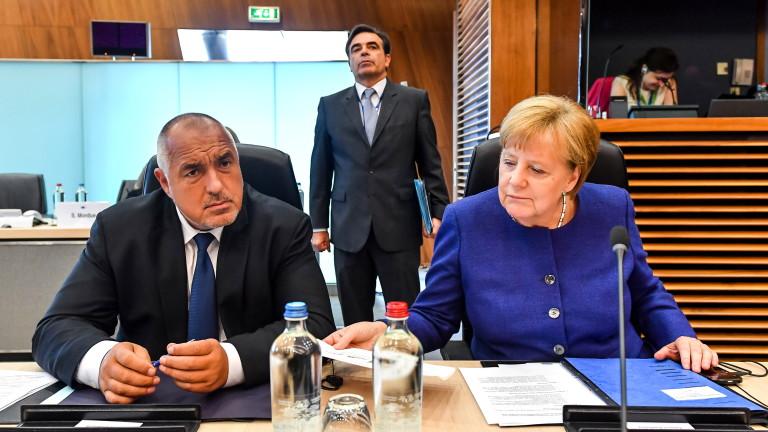 Тази среща е оперативна, България е свършила много работа, получих