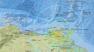 Силен трус люля Венецуела