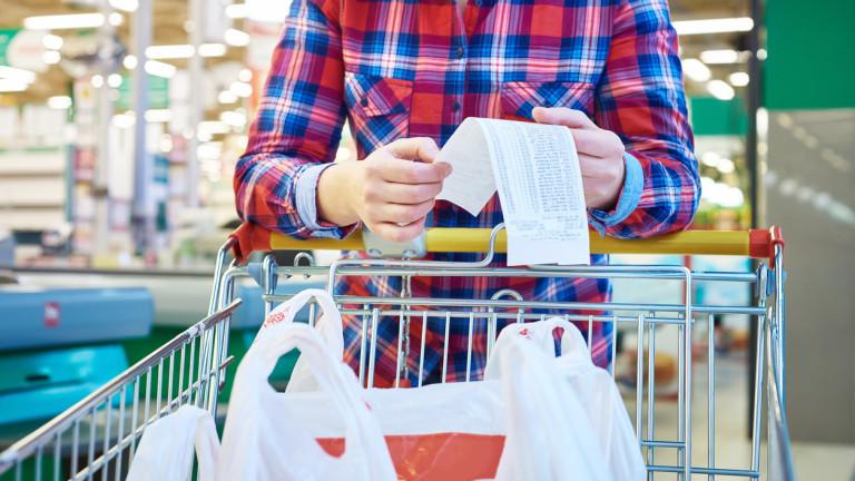 НСИ: Инфлацията за 2017 година е 2,8%