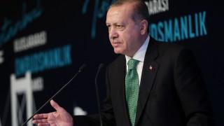 """Ердоган обвини лидера на Иракски Кюрдистан в """"предателство"""""""