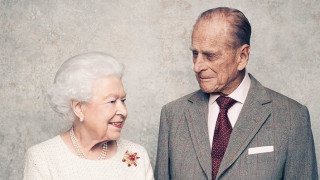 Британия отбелязва 70 години кралски брак