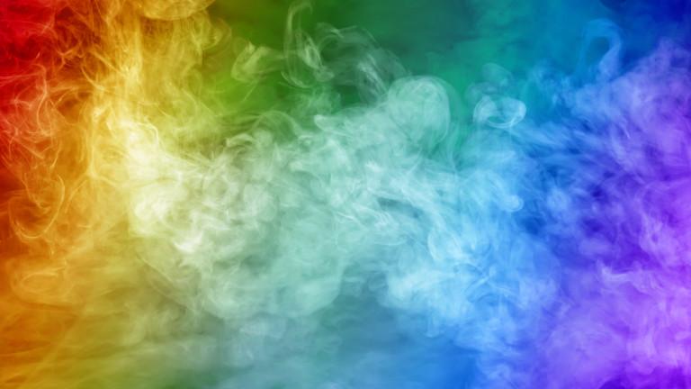Как цветовете влияят на здравето и настроението ни