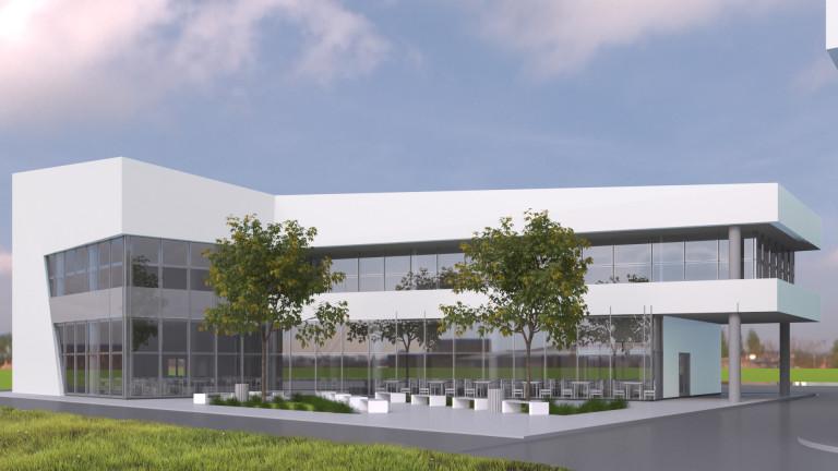 Завод за производството на задни фарове за автомобили Mercedes ще