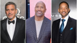 Кои са най-високоплатените актьори за 2018 г.