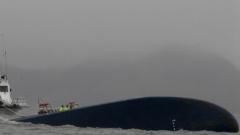 Извадиха първите 13 тела от потъналия ферибот