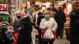 Русия с рекордна смъртност от началото на епидемията