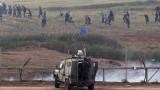 Около 35 000 палестинци са напуснали Газа за миналата година