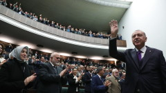 Ердоган: Домашен турски самолет е най-добрият отговор на F-35