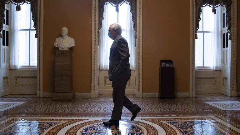 Републиканците няма да одобрят плана на Байдън от $2 трлн. за инфраструктура