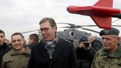 ЕС принуди Сърбия да се откаже от военните учения с Русия и Беларус