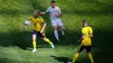 Швеция - Словакия 1:0, Форсберг бележи от дузпа
