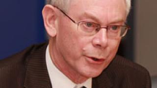 Ромпой: Краят на еврозоната ликвидира и ЕС