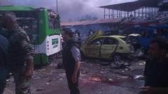 Най-малко 145 избити при 7 експлозии в два сирийски града, крепости на Асад