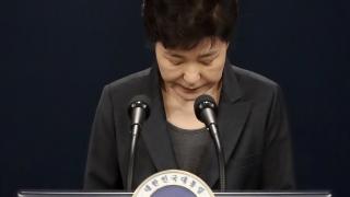 Прокурори искат арест за експрезидента на Южна Корея