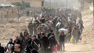Над 59 000 сирийци са се върнали в Източна Гута