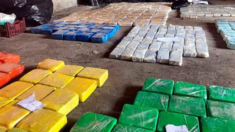 Полицията на Украйна иззе рекордно количество хероин на стойност 60