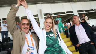 Габриела Петрова покри норматив за Токио 2020, министър Кузманов подкрепи българските лекоатлети
