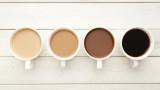 Капучино, лате и каква е разликата между двете кафе напитки