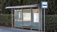 Дезинфекцират автобусните спирки в Пловдив с иновативен германски продукт