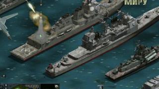 Пускат компютърна игра за войната между Русия и Грузия