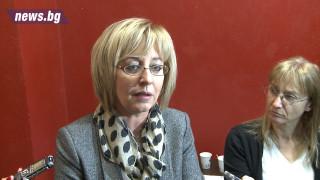 Манолова предлага размяна: оставка срещу проблемите на майките