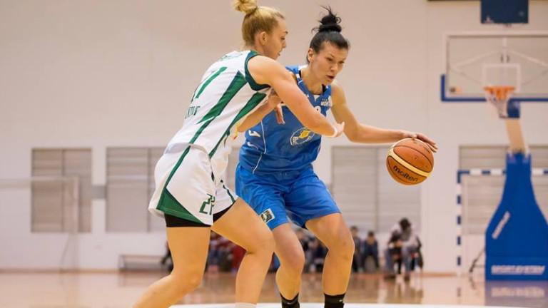 Капитанката на Монтана Димана Макриева смята, че нейният отбор заслужено