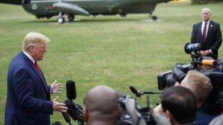 Притискам Украйна за компромат срещу Байдън, призна Тръмп и призова Китай също да разследва
