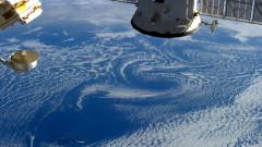 Астронавтите на МКС си играят с огъня на проучване