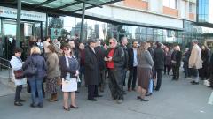 """Джипитата протестират, докато не видят исканията си в """"Държавен вестник"""""""