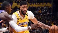 ЛА Лейкърс с нов успех в НБА, Милоуки бие и без Янис