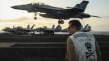 Командващият 5-и флот на САЩ вижда продължаващо агресивно поведение на Иран