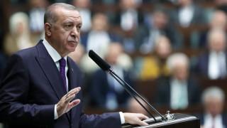 Ердоган настоява да продължат преговорите в Астана за мира в Сирия