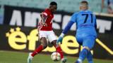 Мазику: Бях приятно изненадан от нивото на футбола в България