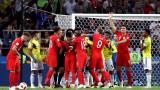 Смъртни заплахи за играчи на Колумбия след отпадането от Англия